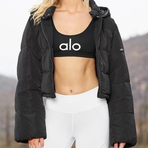 ALO XS Introspective Quilted Jacket / New